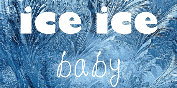 Ice Ice Baby Header